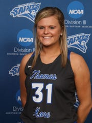 Emily Schultz, sophomore, 2018 Thomas More College
