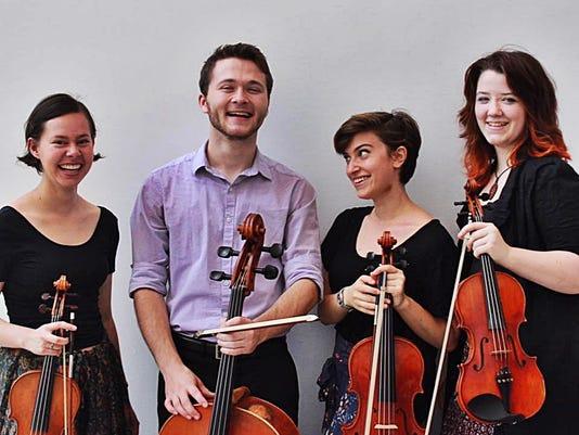 BMN 011118 Music quartet