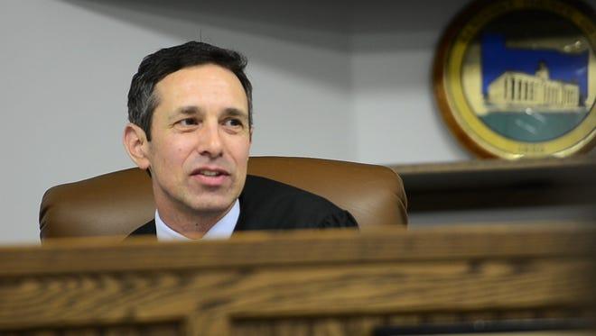 Sandusky County Court No. 1 Judge John Kolesar.