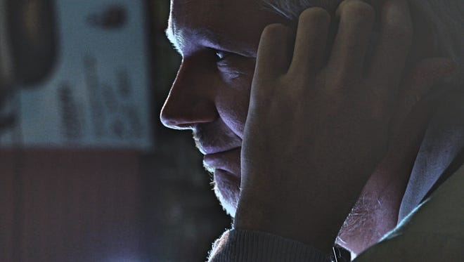 """Julian Assange is the focus of the documentary """"Risk."""""""