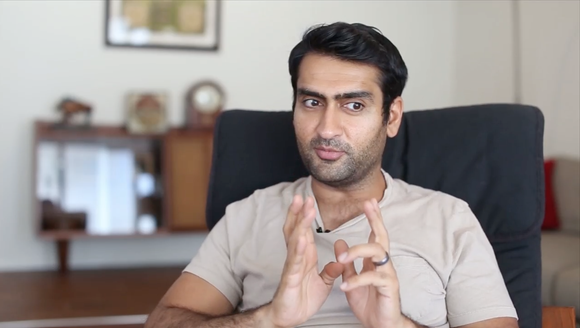 Comedian Kumail Nanjiani has plenty of stories about