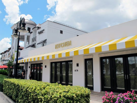 Kitchen is replacing the longtime Mangrove Cafe on Fifth Avenue South in downtown Naples.