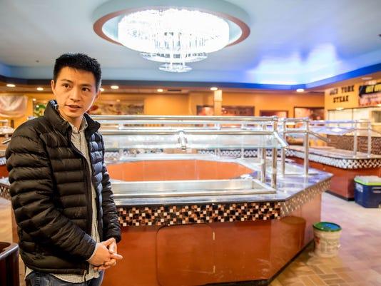 Asian Buffet 9