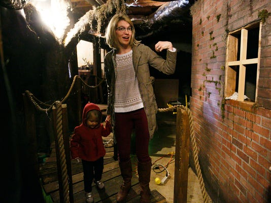 Family Turns Its South Salem Basement Into Haunted House