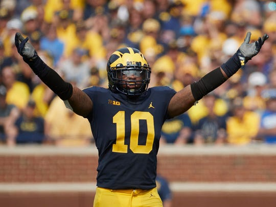 Linebacker: Devin Bush