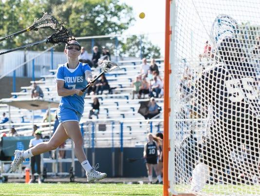 Burlington vs. South Burlington Girls Lacrosse 05/29/18