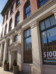 First National Bank in downtown Howell is eligible