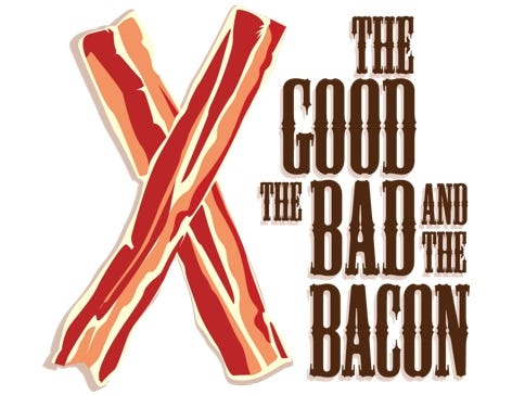 Win VIP tickets to The Blue Ribbon Bacon Festival on Feb. 18! Entries accepted 1/11-2/01