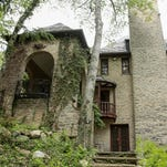 Distinctive stone mansion owned by U-M can be yours