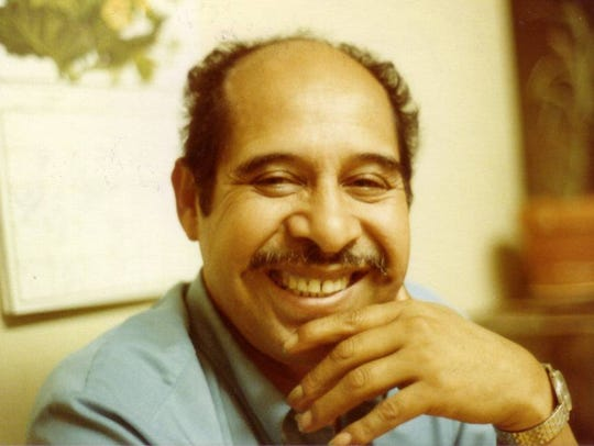 Efrain Marinez, Lupe Izzo's father