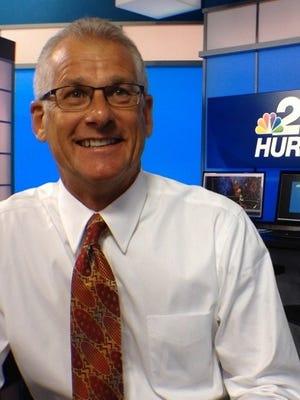 Robert Van Winkle, senior chief meteorologist at NBC-2 (WBBH) in Fort Myers.