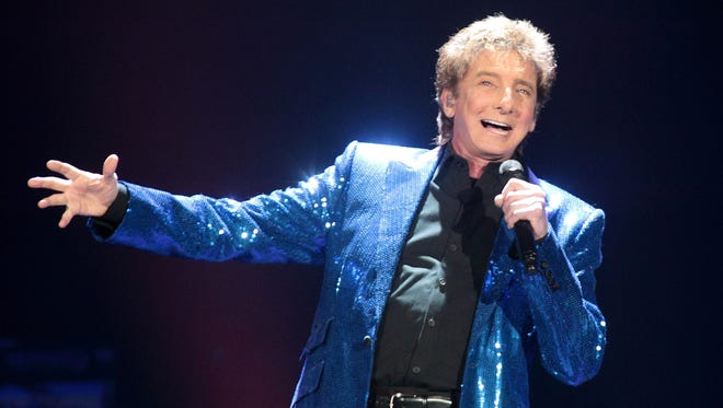 The canceled, Feb. 11 Barry Manilow concert  has been rescheduled for Friday, April 29 at BB&T Arena.
