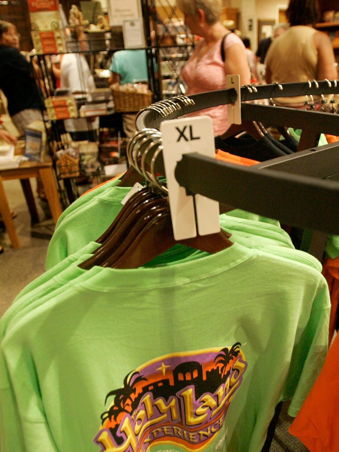 Holy Land Experience T-shirts are one of the many items