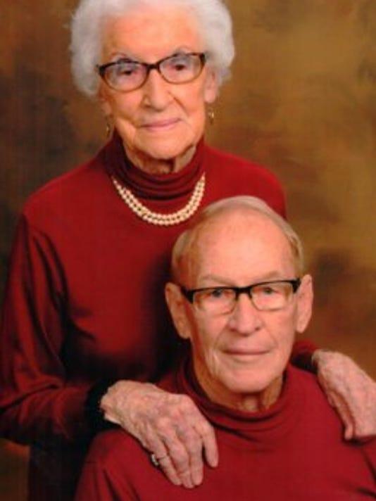 Anniversaries: Merrill Davidson & DonnaLou Davidson