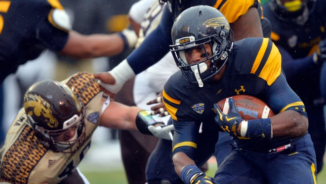 Toledo was picked to win the MAC West and title game this season by the media.