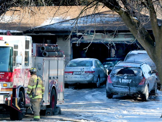 Four escape early morning Brookfield houase fire