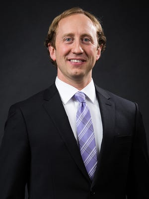 Chris Semrau, Assistant General Manager for SMG, the management company for the Premier Center