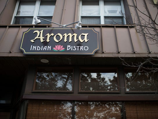 Aroma Indian Bistro in Merchantville.