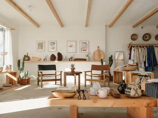 Shop on the Mesa in Yucca Valley