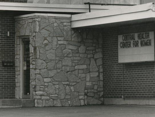 The Central Health Center for Women at 521 S. Glenstone