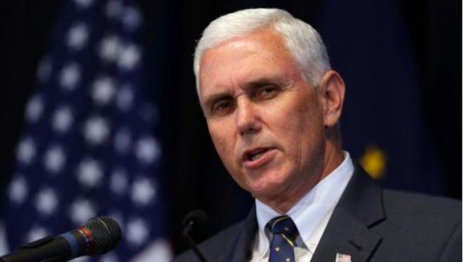 Indiana Gov. Mike Pence is facing a deadline on whether to approve or reject legislation passed in the 2016 session of the Indiana General Assembly.