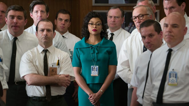 """Taraji P. Henson stars as a woman who faces racial and gender equality at 1960s NASA in """"Hidden Figures."""""""