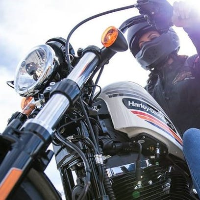 Harley-Davidson seeks interns to ride motorcycles for the summer