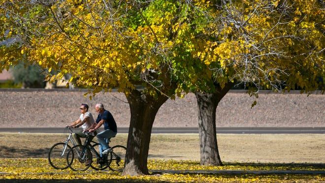 """Chaparral Park  in Scottsdale has been identified as a spot for a Google Fiber 'hut."""""""