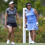 Golfer Nancy Lopez stays in game