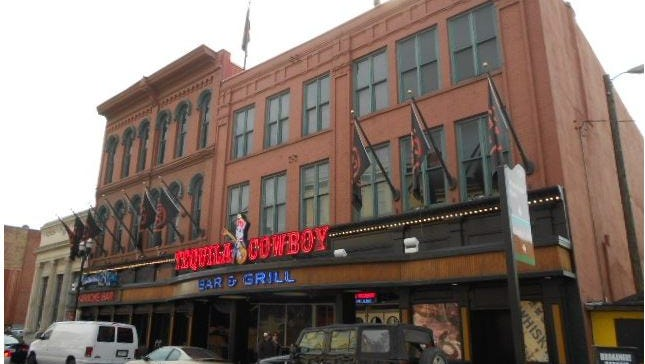 The Ardent Cos. now owns properties including the home of Tequila Cowboy and WannaB's Karaoke Bar.
