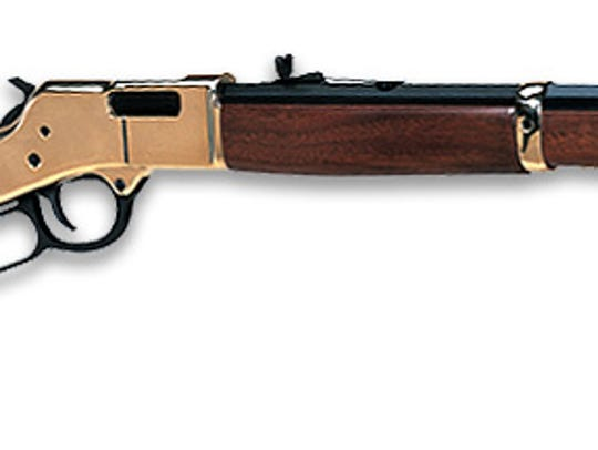 There will be a drawing for a Henry Golden Boy .45