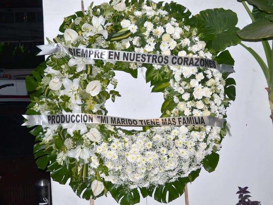 Los restos de  Santiago Galindo descansarán en una