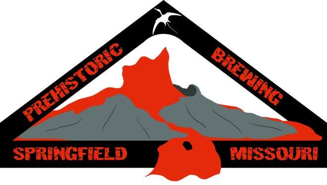 The Prehistoric Brewing Company logo.