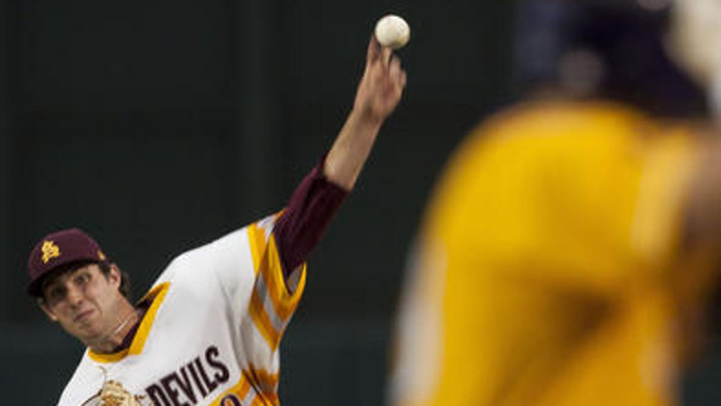 Asu Baseball Returns To Fullerton For Sixth Postseason