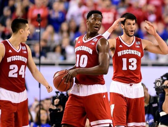 NCAA Basketball: Final Four-Championship Game-Wisconsin vs Duke