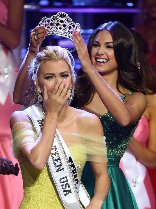 Miss Usa Lesbian Miss Teen Usa 101