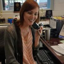 School staffer sings stunning summer farewell