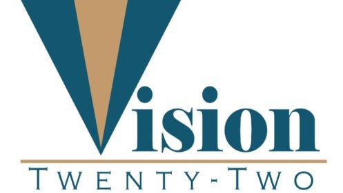 Vision 22 logo