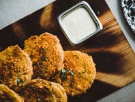 NFL Tailgating Recipe: Fried Green Tomatoes