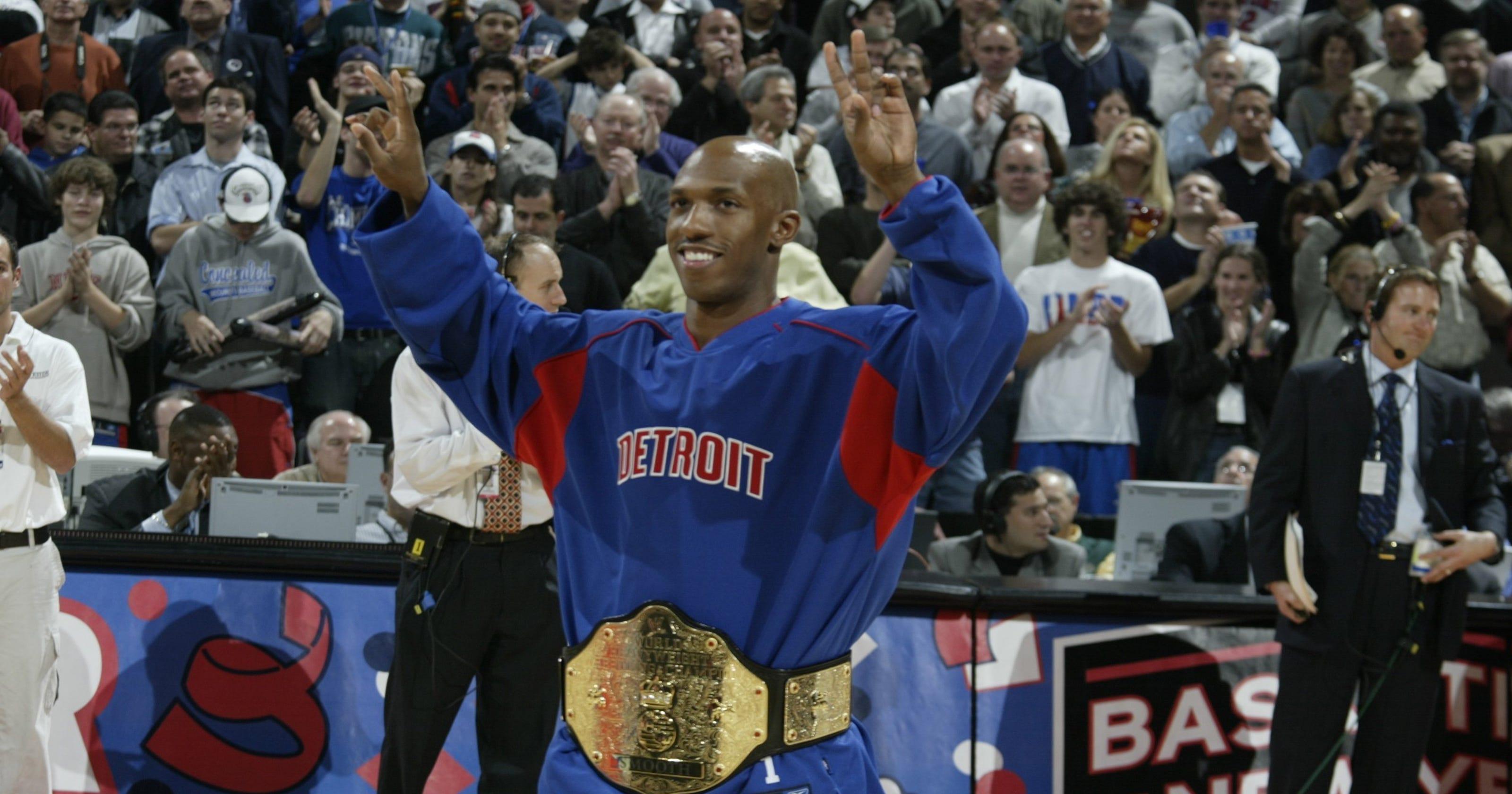 61a241aca Chauncey Billups  open letter to Detroit Pistons fans