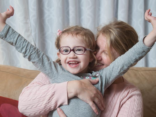 Cherry Hill girl needs cure for rare condition
