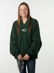 Annie Rimmer, Carter High School swimming. Tuesday,