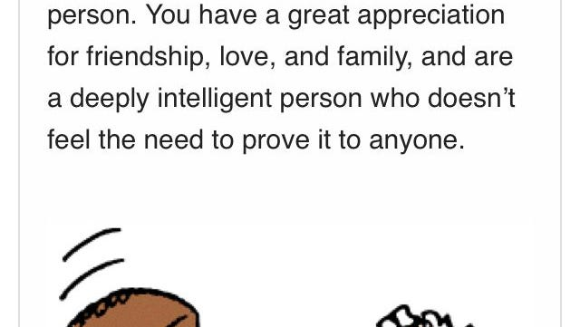 """What """"Peanuts"""" Character are You?"""