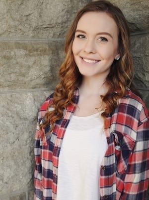 Dallas High School Senior, Jessica Lynn Fenton