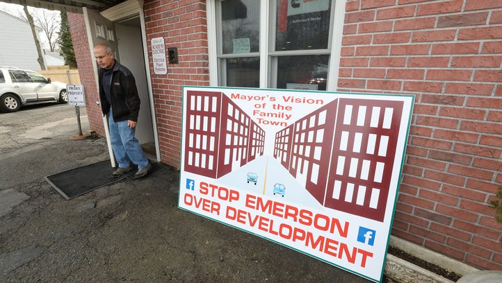 8 Emerson businesses cut from redevelopment study area