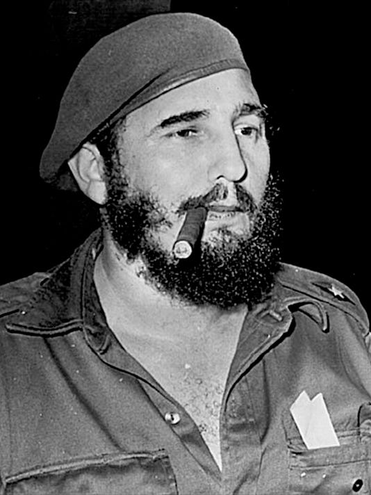 FJK files detail CIA plans to kill Castro