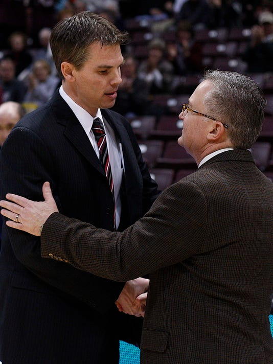Men's basketball: Missouri State vs. Southern Illinois