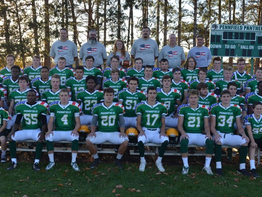The Pennfield football team will host a Military Appreciation