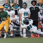 Manogue 28, N. Valleys 14: Miners' early lead holds up