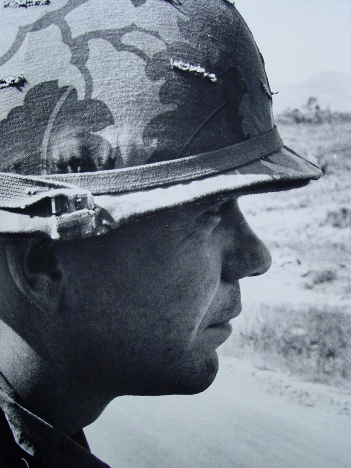Bill Bontemps, a soldier in Vietnam in 1968, is still haunted by what he experienced that year.